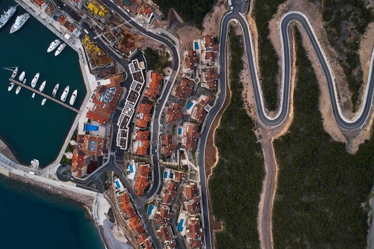The Chedi Luštica Bay – отель в Черногории на берегу моря - фото 1