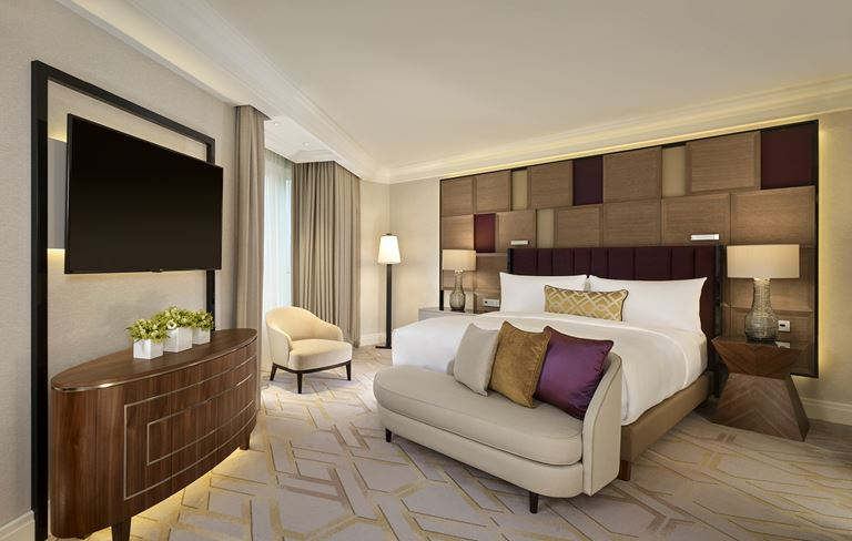 The Ritz-Carlton, Berlin (Германия):  обновленные интерьеры отеля в стиле ар-деко - фото 14