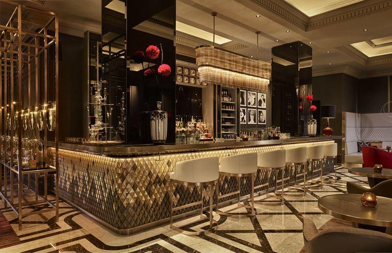 The Ritz-Carlton, Berlin (Германия):  обновленные интерьеры отеля в стиле ар-деко - фото 2