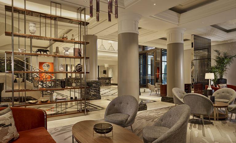 The Ritz-Carlton, Berlin (Германия):  обновленные интерьеры отеля в стиле ар-деко - фото 5