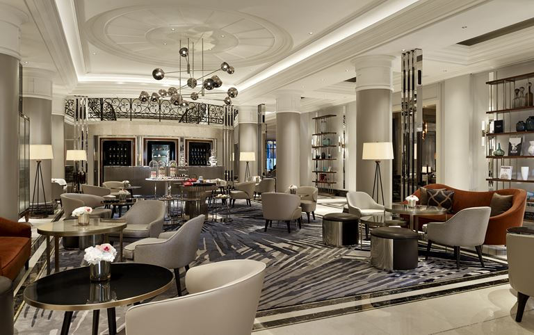 The Ritz-Carlton, Berlin (Германия):  обновленные интерьеры отеля в стиле ар-деко - фото 7