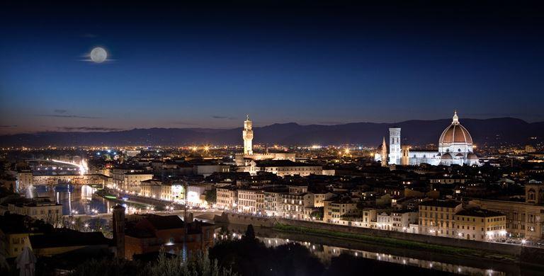 Вертолетный тур по Тоскане вместе с отелем Relais Santa Croce (Флоренция)