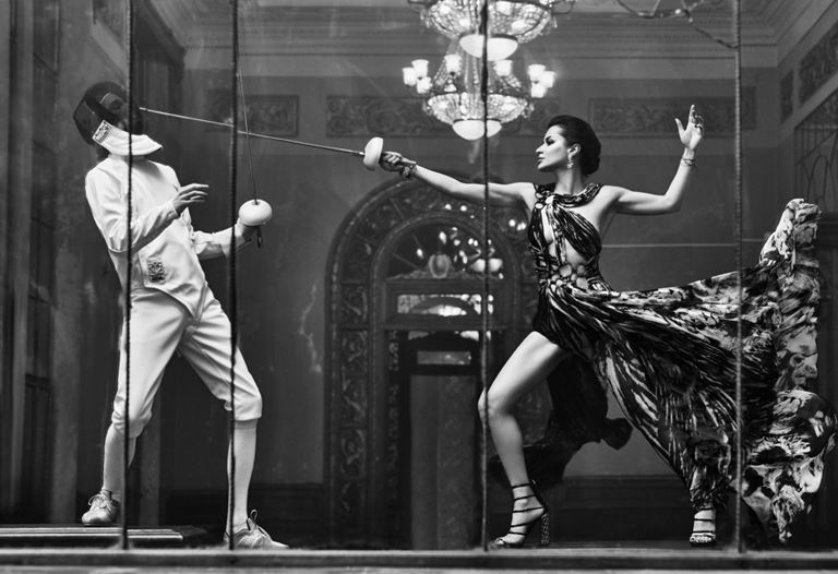 Выставка Данила Головкина «FACES» в Центре Фотографии имени братьев Люмьер -