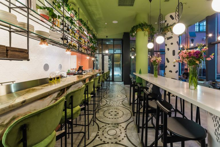 Фестиваль и «Пальмовая ветвь» ресторанного бизнеса-2019 - бар «Вермутерия» (Москва)