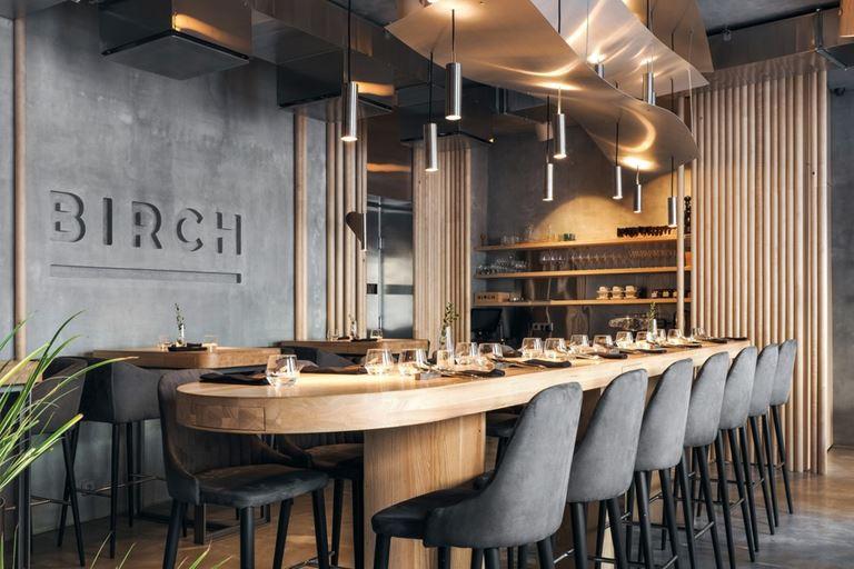 Фестиваль и «Пальмовая ветвь» ресторанного бизнеса-2019 - ресторан Birch (Санкт-Петербург)