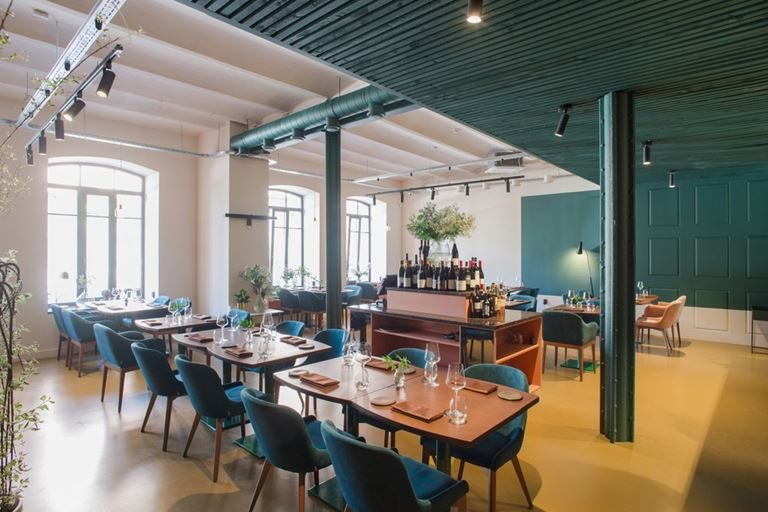Фестиваль и «Пальмовая ветвь» ресторанного бизнеса-2019 - ресторан BoBo (Санкт-Петербург)