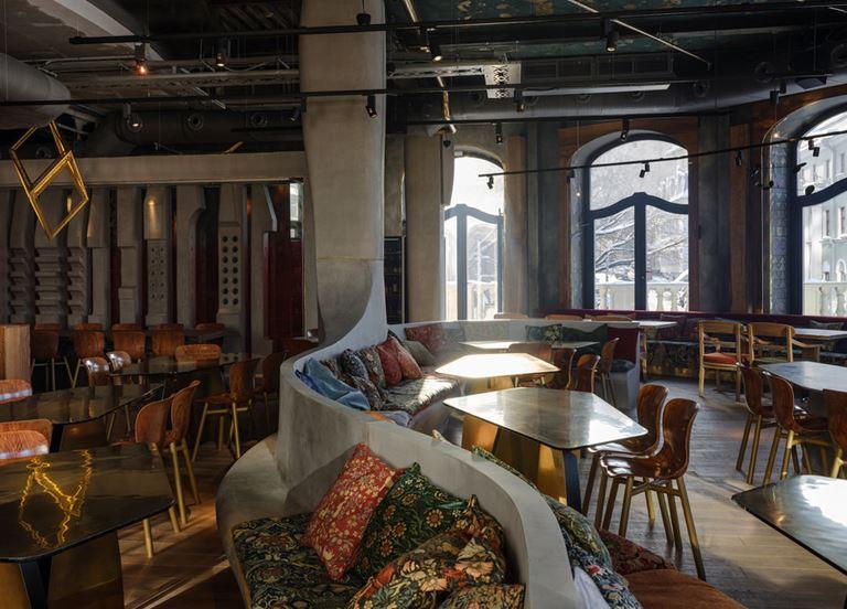 Фестиваль и «Пальмовая ветвь» ресторанного бизнеса-2019 - ресторан «Горыныч» (Москва)
