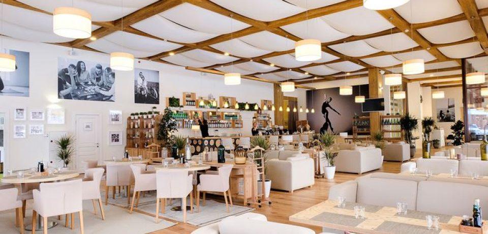Новое место в Новой Москве: ресторан «Весна»