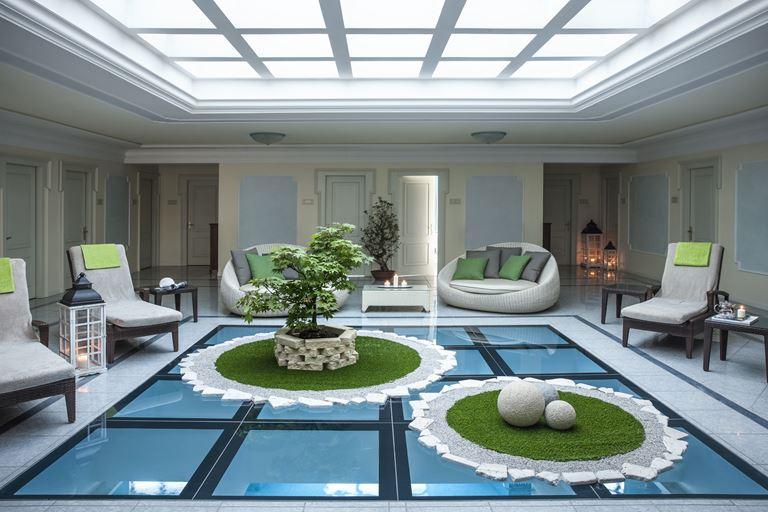 Майские праздники в стиле Relax & Luxury в Abano Grand Hotel (Италия)