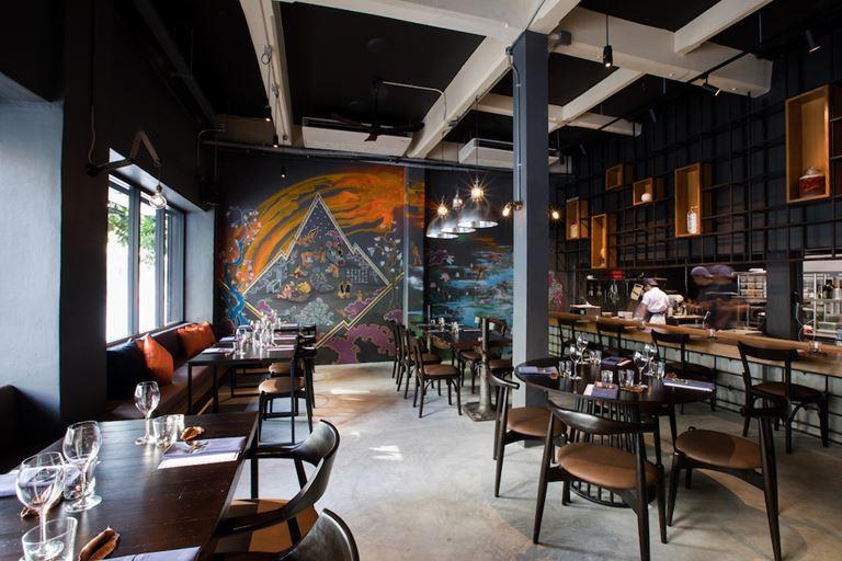 Звёзды тайской гастрономии в ресторане «Турандот» - Ресторан 80/20 в Бангкоке (Таиланд)