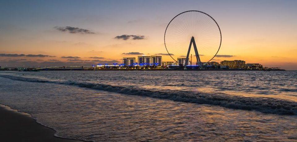 250 метров над Дубаем: самое высокое в мире колесо обозрения Ain Dubai откроется в 2020 году