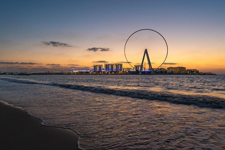 250 метров над Дубаем: самое высокое в мире колесо обозрения Ain Dubai откроется в 2010 году