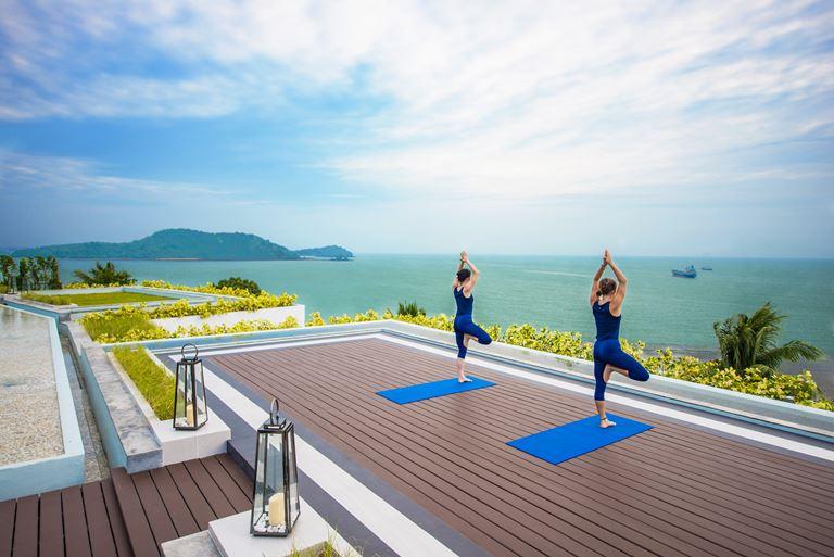 Amatara Wellness Resort: Велнес-программа Holistic Vitality