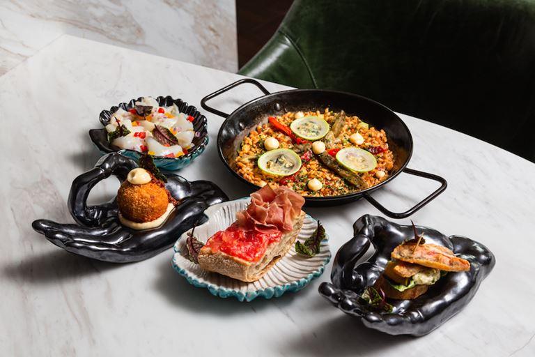 Российский Ресторанный Фестиваль в Сочи: Barceloneta