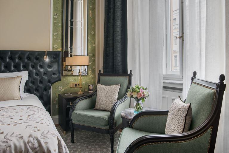 Обновление номеров категории делюкс в Гранд Отеле Европа (Санкт-Петербург) - фото 3