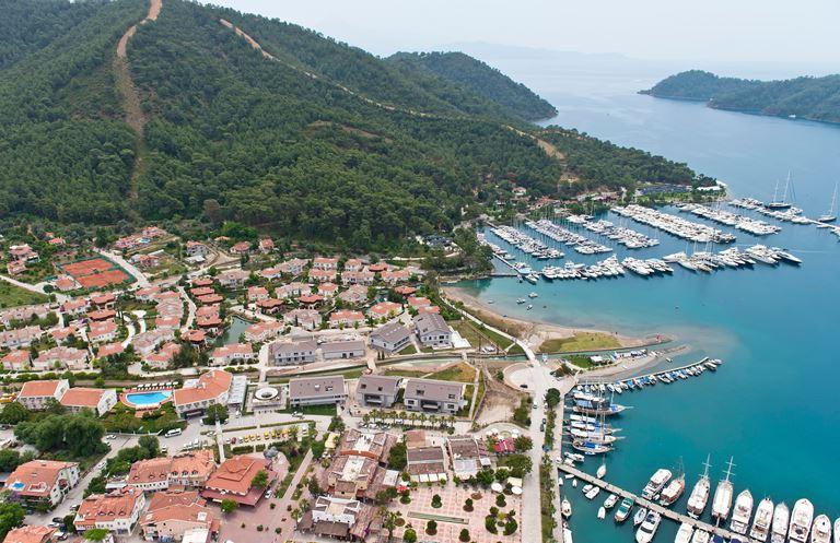Фитнес-каникулы в отеле D-Resort Göcek (Гёджек, Турция) - фото 1
