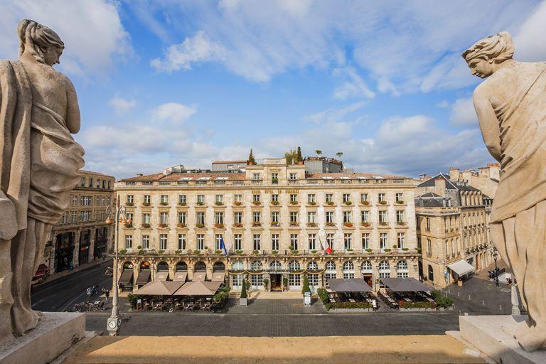 InterContinental Bordeaux - Le Grand Hôtel (Бордо, Франция) - фото 2