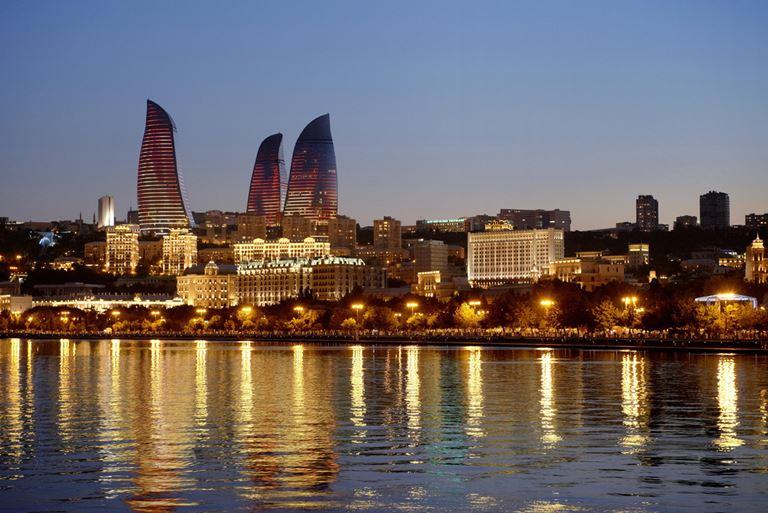 Формула-1 в отеле Fairmont Baku