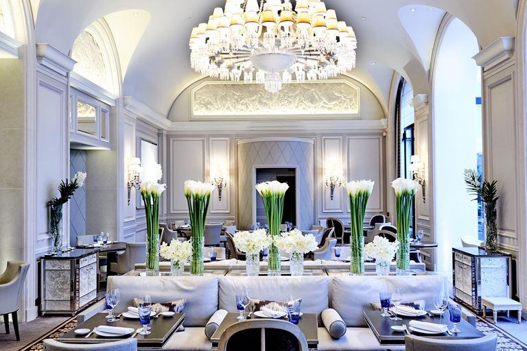 Four Seasons побили рекорд, собрав 25 звезд Мишлен в 17 ресторанах по всему миру