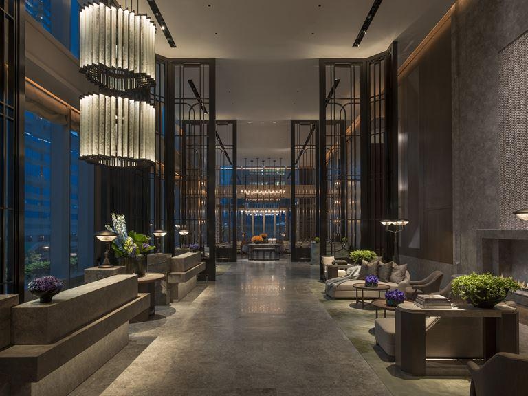 The St. Regis Hong Kong стал 7000-м отелем Marriott International - фото 2