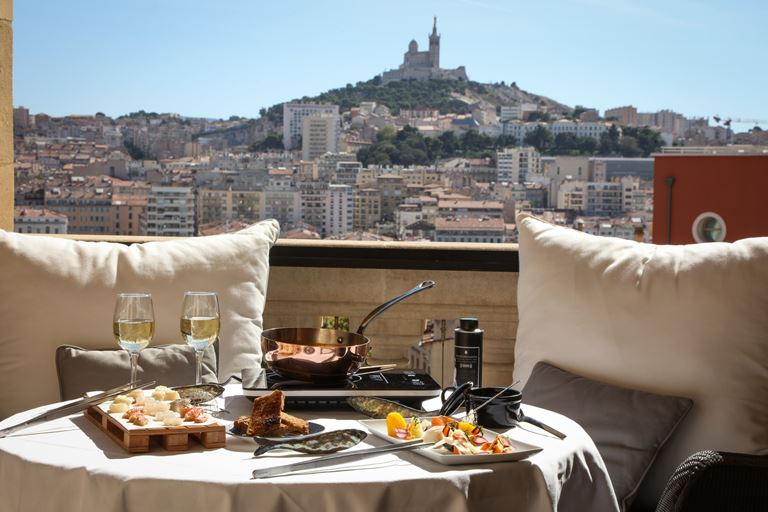 Билеты на Гран-При Формулы 1 для гостей InterContinental Marseille - Hotel Dieu