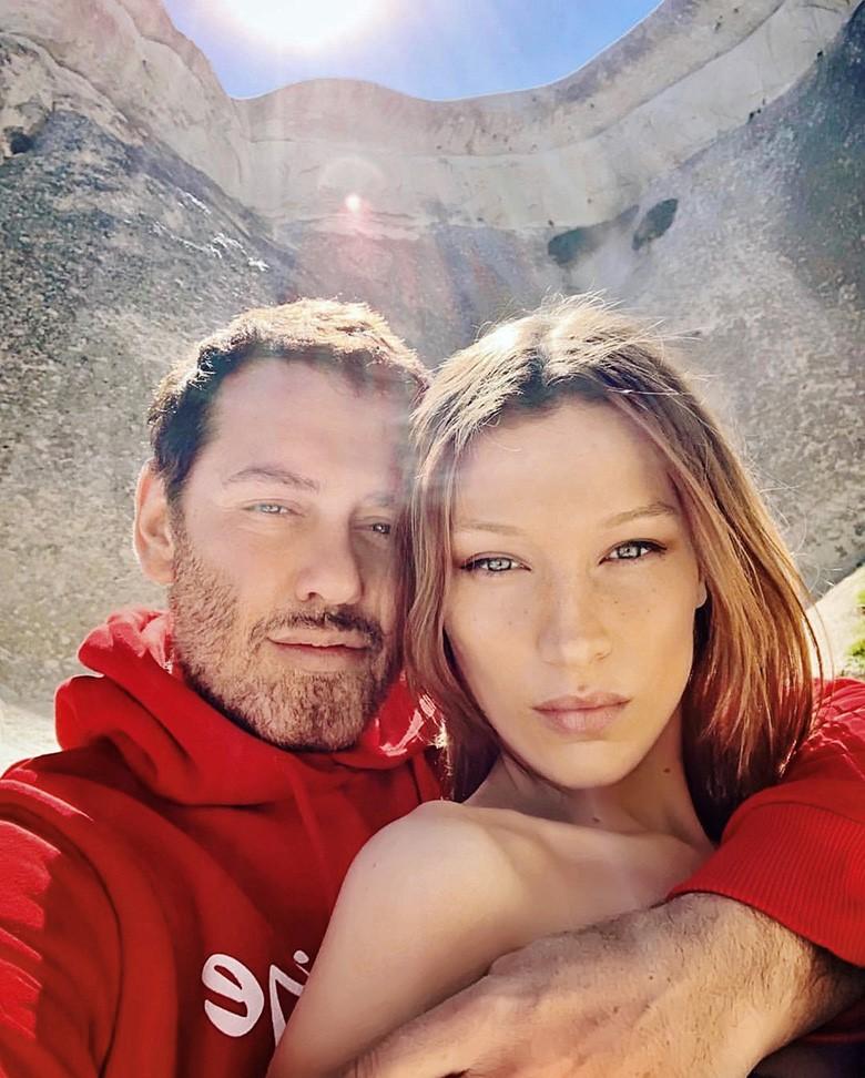Missoni выбрал отель Argos in Cappadocia для съемки рекламной кампании с Беллой Хадид