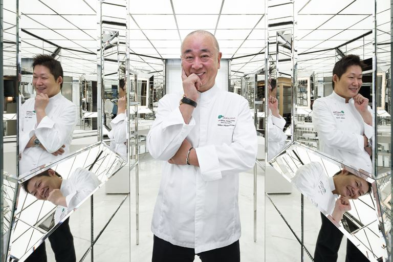 Возвращение шеф-повара Нобу Мацухиса в Le Royal Monceau Raffles Paris