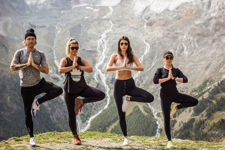 Летняя программа Peak Health в отеле The Capra Saas-Fee