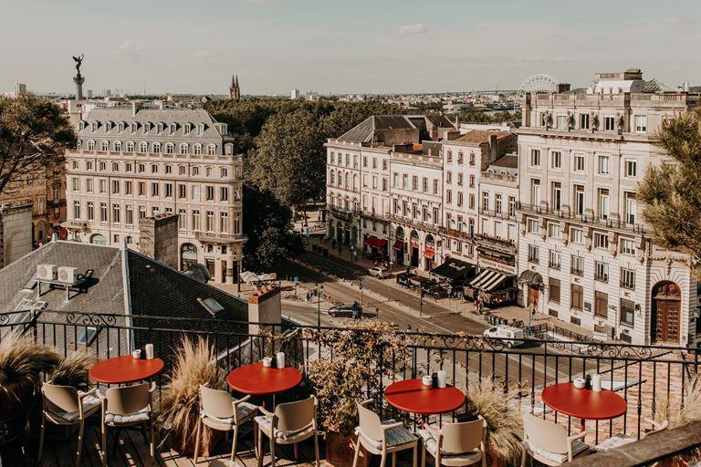 InterContinental Bordeaux - Le Grand Hôtel (Бордо, Франция) - фото 1
