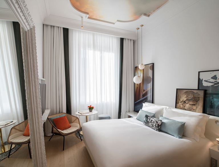 Открытие отеля Sofitel Rome Villa Borghese (Рим, Италия) - фото 3