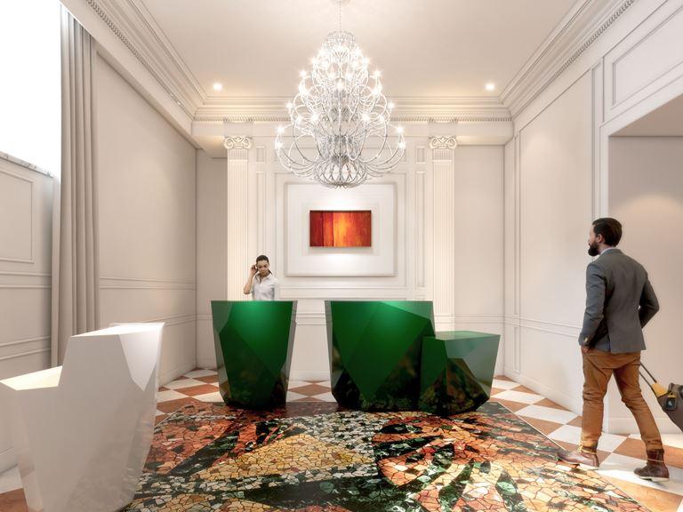 Открытие отеля Sofitel Rome Villa Borghese (Рим, Италия) - фото 1