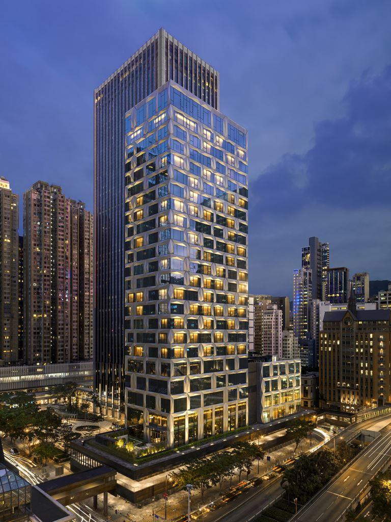 The St. Regis Hong Kong стал 7000-м отелем Marriott International