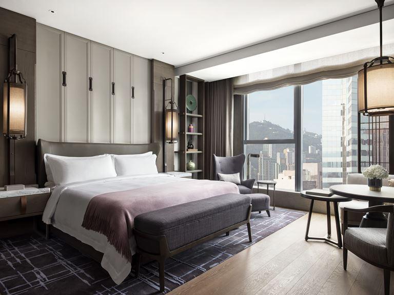 The St. Regis Hong Kong стал 7000-м отелем Marriott International - фото 1