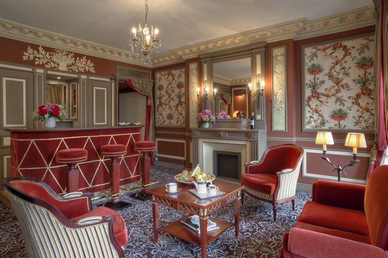 InterContinental Bordeaux - Le Grand Hôtel (Бордо, Франция) - фото 5