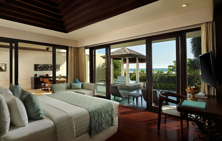 The Seminyak Beach Resort & Spa (Бали) предлагает частные виллы на берегу океана - фото 1