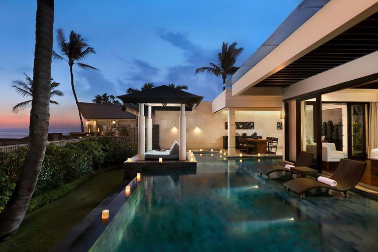 The Seminyak Beach Resort & Spa (Бали) предлагает частные виллы на берегу океана - фото 2