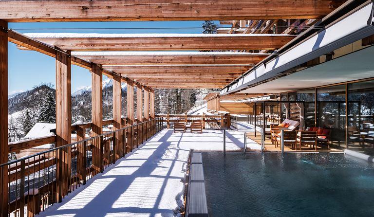 Waldhotel стал первым швейцарским отелем, вошедшим в Международную Ассоциацию Оздоровительного Туризма - фото 4