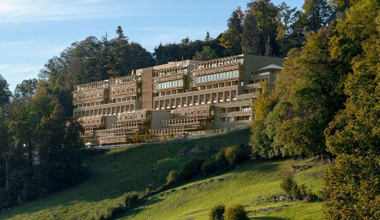 Waldhotel стал первым швейцарским отелем, вошедшим в Международную Ассоциацию Оздоровительного Туризма - фото 1