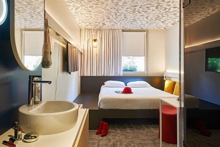 Новая концепция гостеприимства в отелях ibis