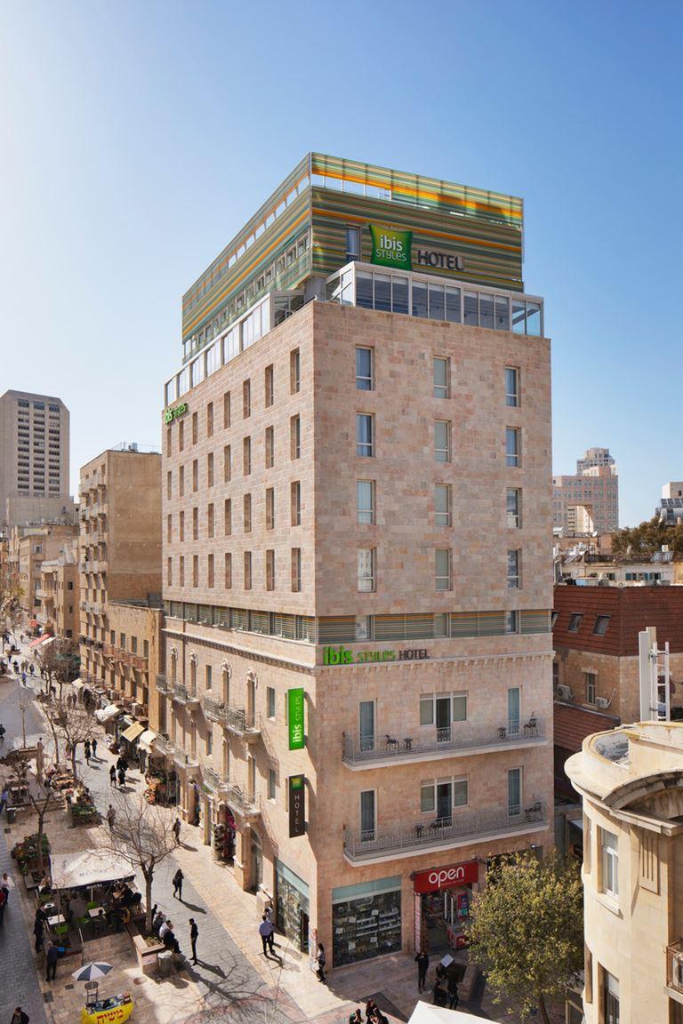 Открытие отеля ibis Styles Jerusalem City Center - фото 1