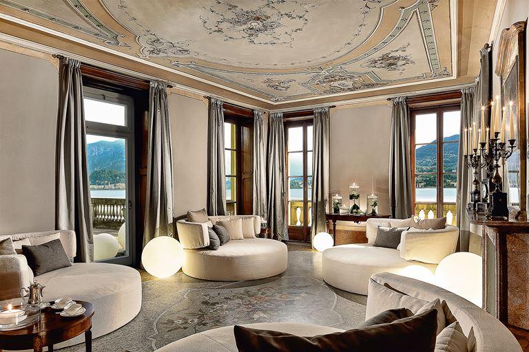 Новости 110-го сезона Grand Hotel Tremezzo (озеро Комо, Италия)