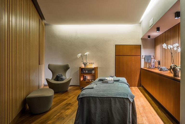 Grand Hotel Tremezzo: спа-центр T Spa (о. Комо, Италия) - фото 2