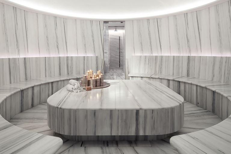Grand Hotel Tremezzo: спа-центр T Spa (о. Комо, Италия) - фото 3