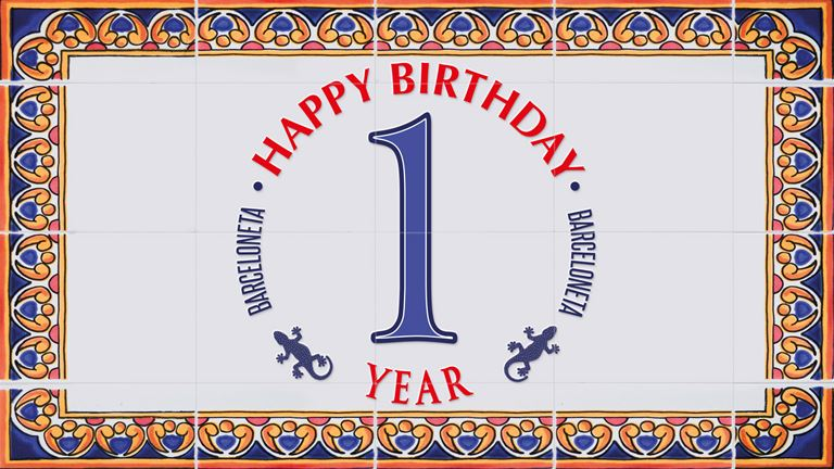 Испанский ресторан Barceloneta (Сочи) отмечает 1 год!