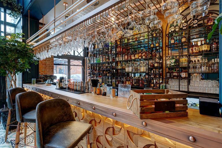Новое место в Москве: ресторан стейк-хаус «Шеф Амазония bar & club» - фото 4