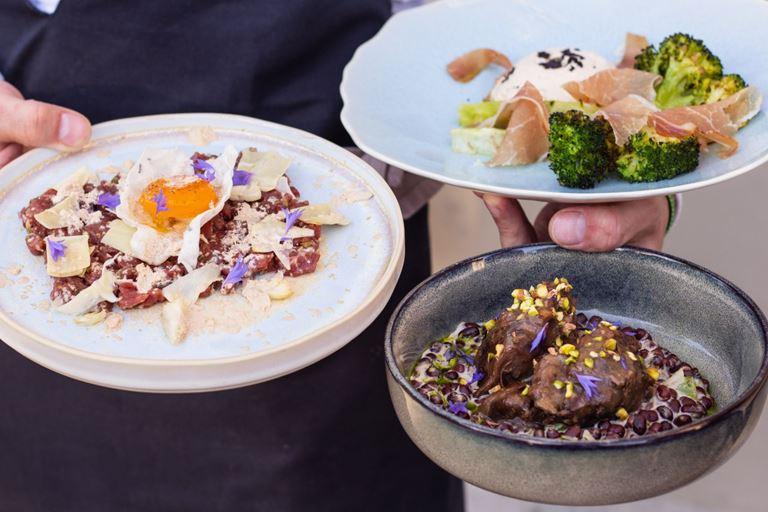 Гастрономический фестиваль St. Petersburg Gourmet Days - Гастрономическое кафе Charlie