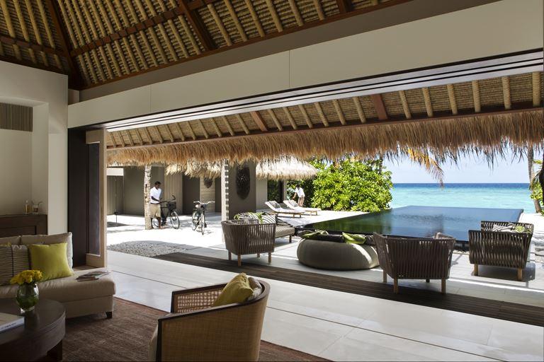 Красота и здоровье в отелях Cheval Blanc - Cheval Blanc Randheli, Мальдивы
