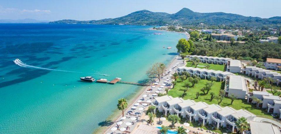 Концепция Haute Living Selection в отеле Domes Miramare, a Luxury Collection Resort, Corfu