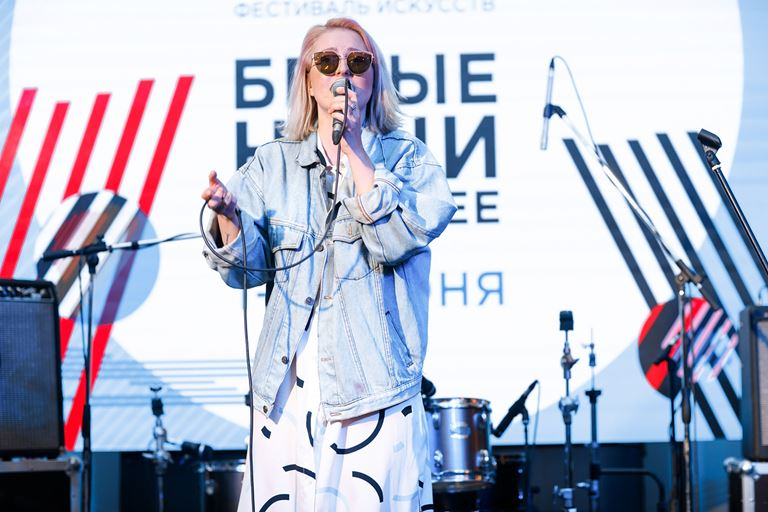 Фестиваль искусств «Белые Ночи» в ТРЦ «Галерея» (Санкт-Петербург)