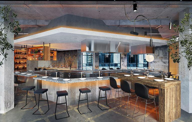 Новое место в Санкт-Петербурге: азиатский ресторан NAMA Аркадия Новикова, Антона Пинского и Глена Баллиса - фото